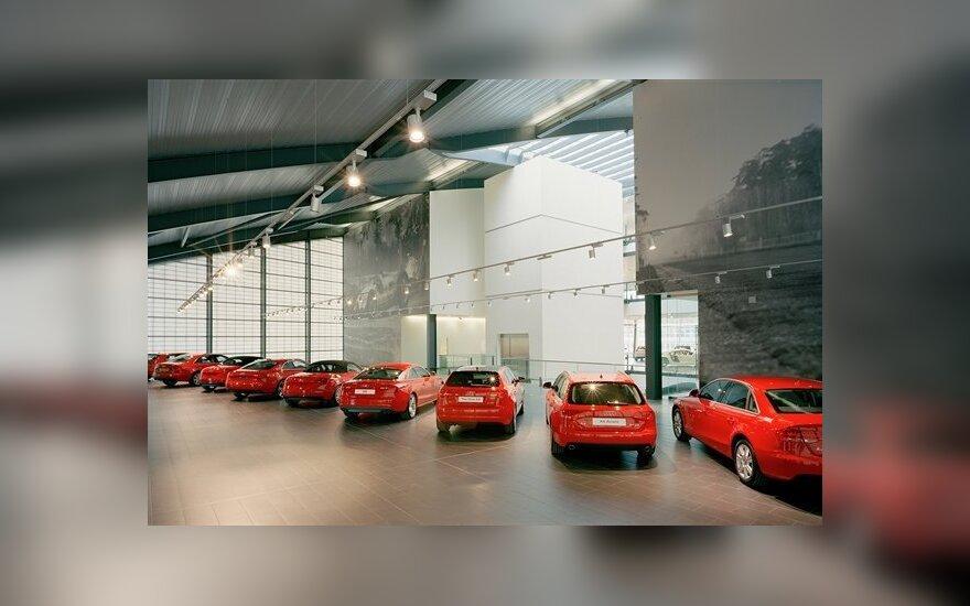 Lietuviai vėl perka tiek pat automobilių, kiek ir iki krizės