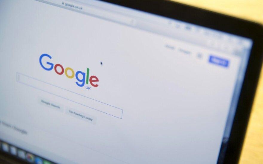 """Italija: """"Google"""" išvengė sumokėti 227 mln. eurų mokesčių"""