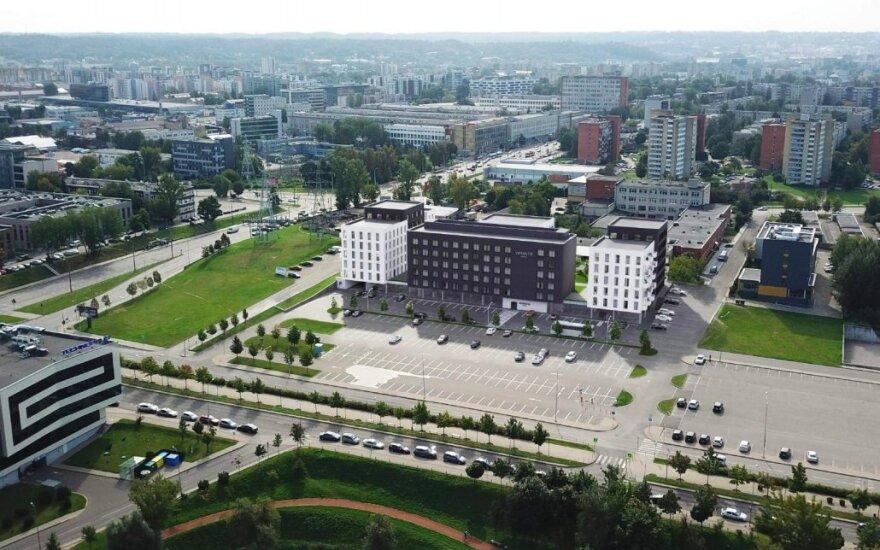 Lietuvos apgyvendinimo įstaigos šiemet sulaukė 11,3 proc. daugiau svečių