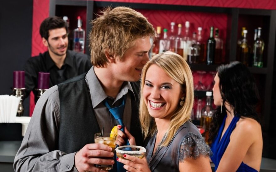 10 įdomių faktų apie flirtavimą