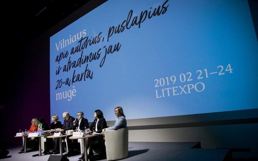 Dvidešimtmetį švęsianti Vilniaus knygų mugė perspėja: nesiruošiančių iš anksto lauks prapultis
