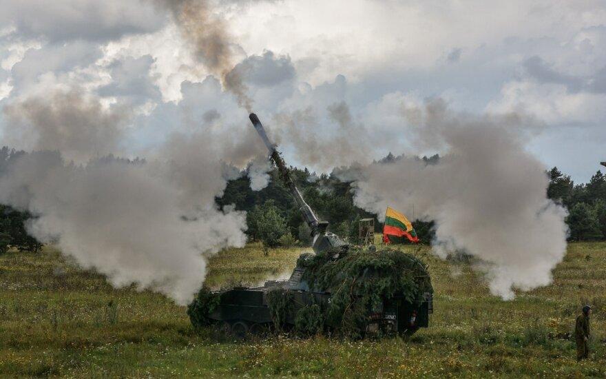 Lietuvos nacionalinis saugumas: kas laukia ateityje?