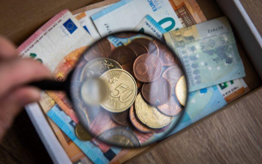 Mokesčių išvengti nepavyko: patikslinus deklaraciją teks susimokėti 154 tūkst. eurų