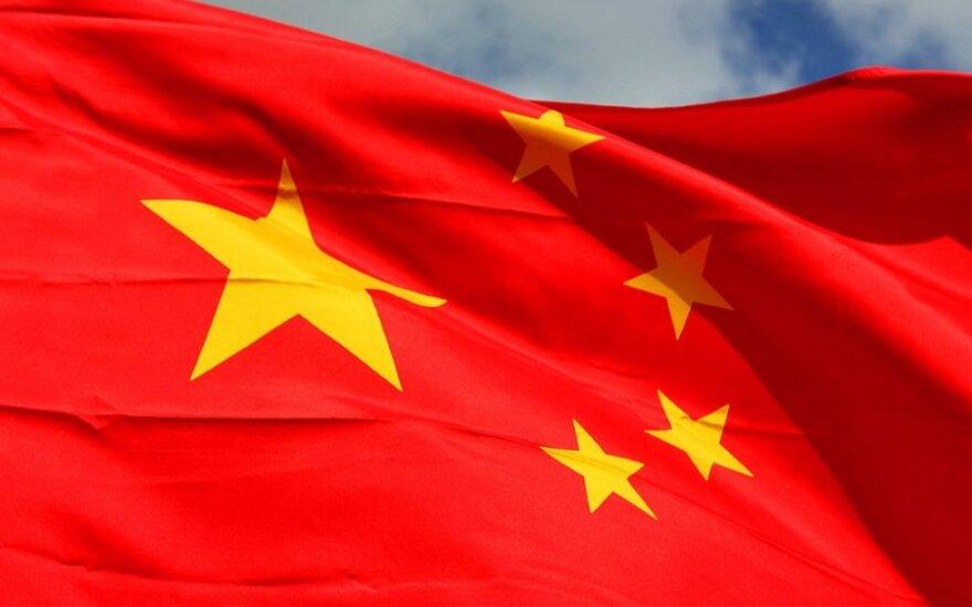 Kinijos ekonomika augo lėčiau