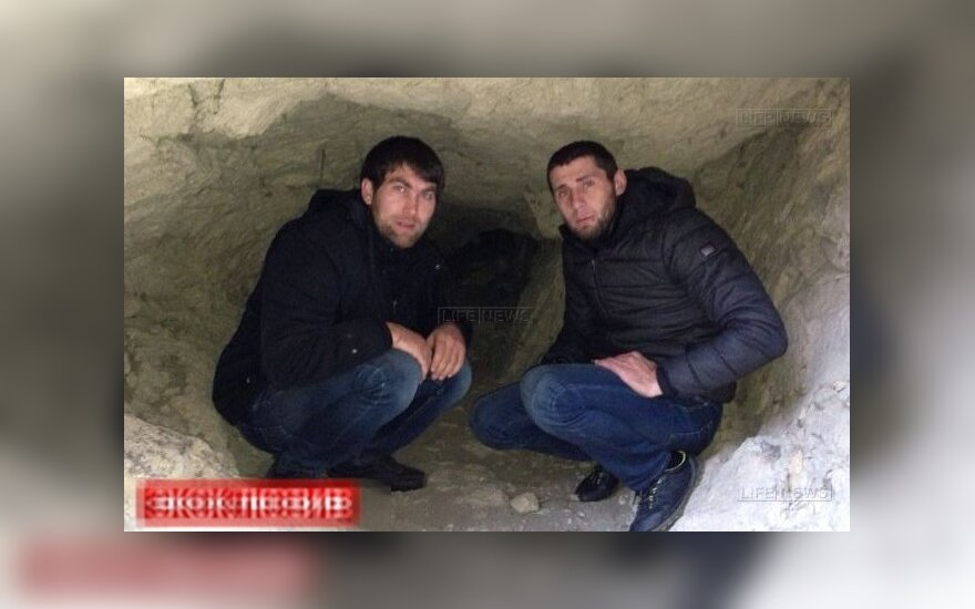 Anzoras ir Šadidas Gubaševai (Lifenews nuotr.)