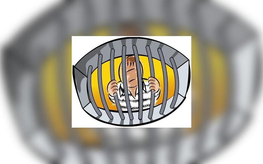 Homoseksualizmo propagavimas gali grėsti kalėjimu