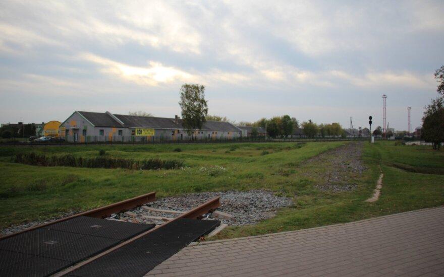 Baigtas atstatyti Rengės geležinkelio ruožas