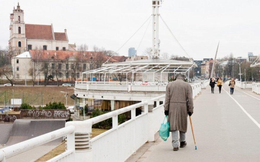 Vyriausybė pritarė siūlymams dėl pensijų anuitetų