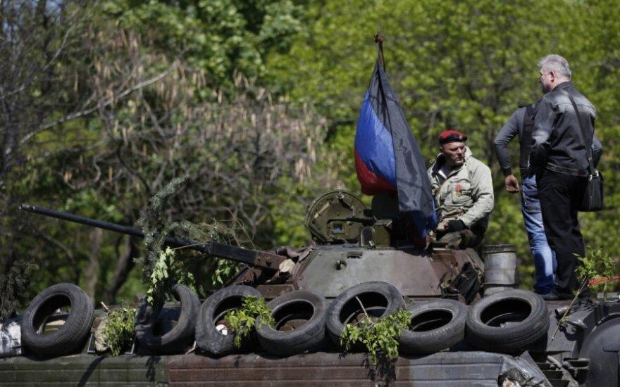 Siaubas Mariupolyje: vietoj paliaubų – kraujas