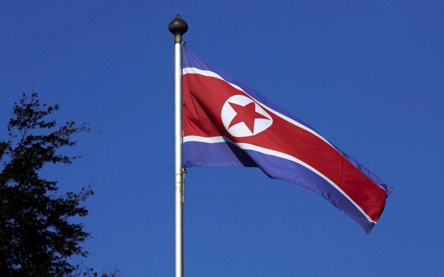 Singapūras nutraukia visus prekybos ryšius su Šiaurės Korėja