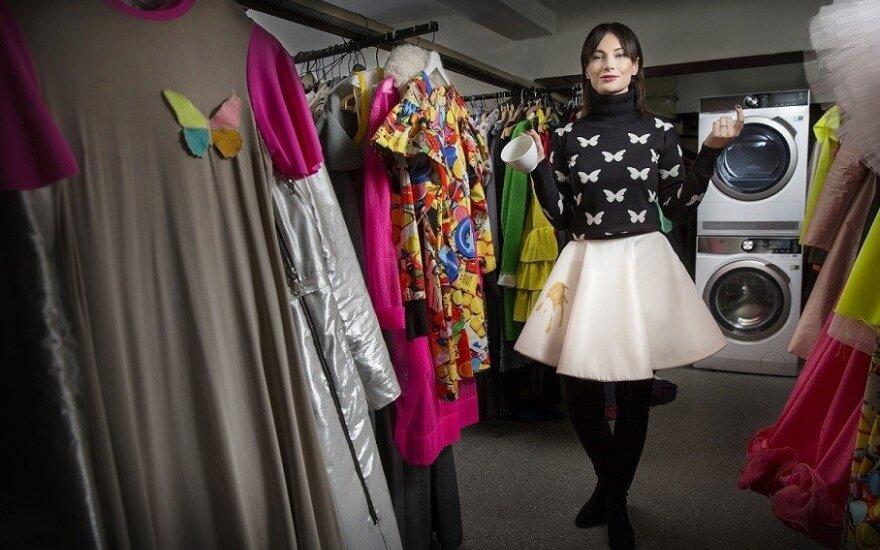 A. Kuzmickaitė: vienas svarbiausių dalykų kuriant drabužius – nesudėtinga priežiūra