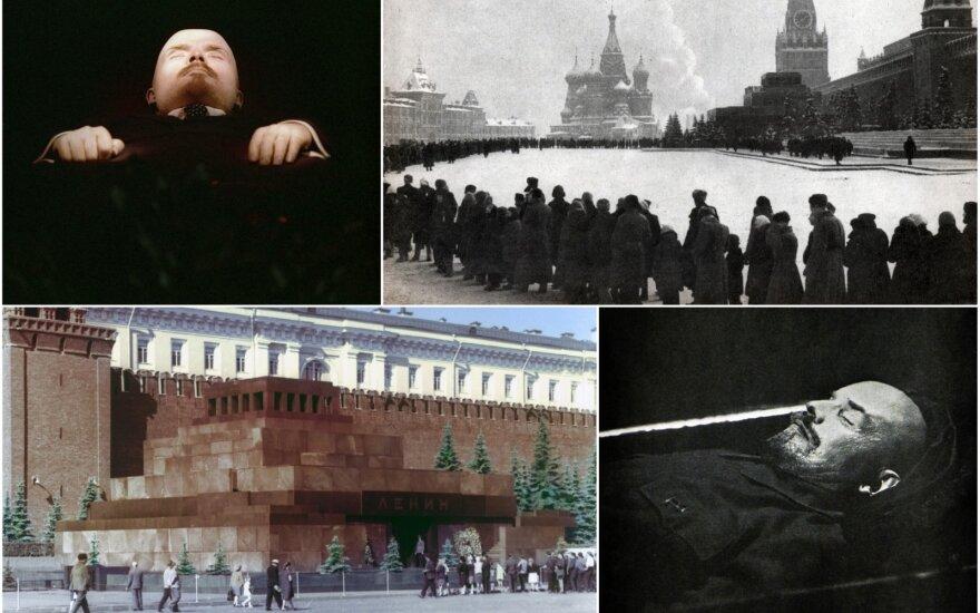 Lenino mauzoliejaus paslaptys: pirmą kartą pamatęs vado kūną, anatomas pasibaisėjo