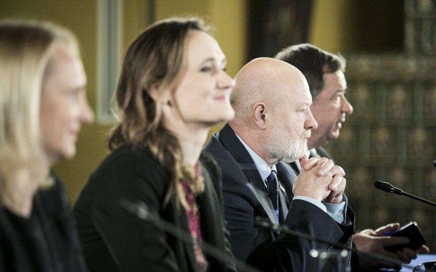 Po rinkimų liberalams teks ieškoti naujų vadovų