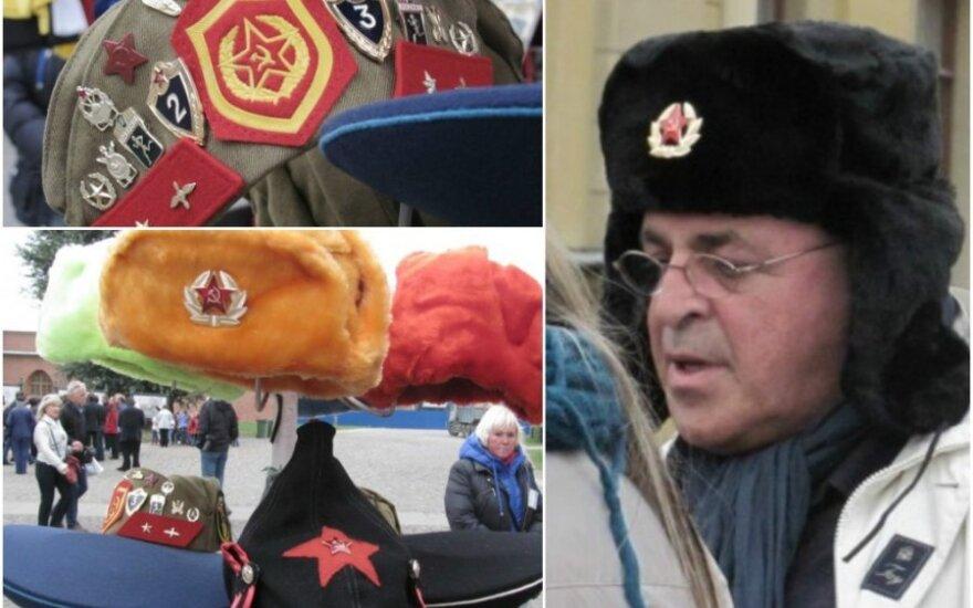 Kaip šveicaras Vilniuje linksminosi: į alaus barą – su sovietine simbolika