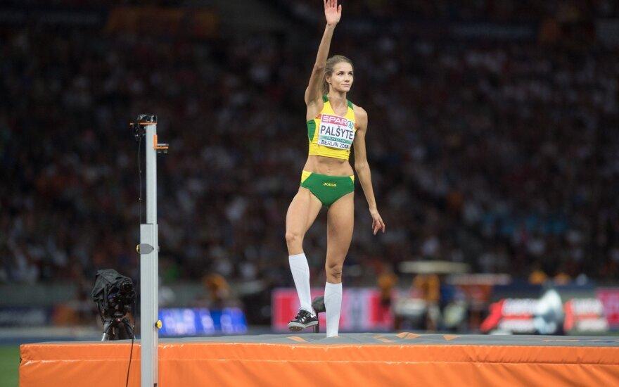 Europos lengvosios atletikos čempionato finale Airinė Palšytė liko šalia prizininkų pakylos