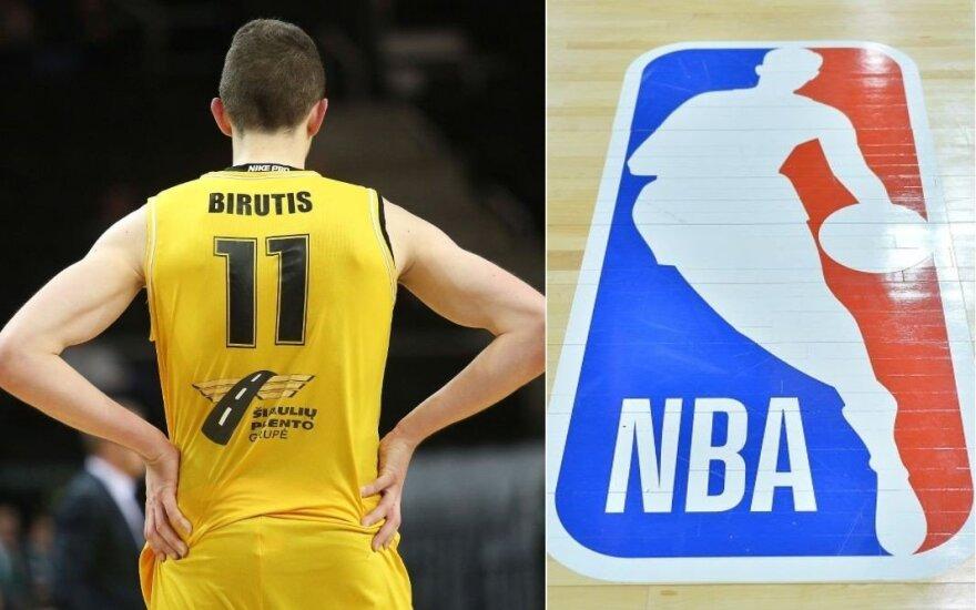 Išankstiniame NBA naujokų biržos kandidatų sąraše – 7 lietuviai ir LiAngelo Ballas