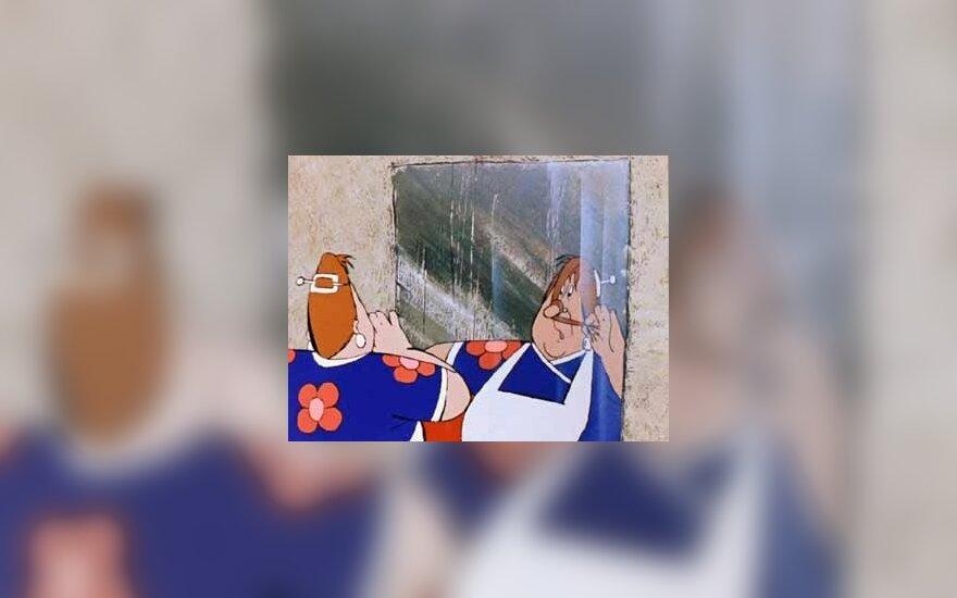 Frekenbok. Kadras iš animacinio filmo.