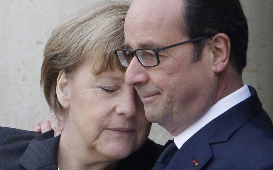 Euro zonoje – nedrąsūs atsigavimo ženklai