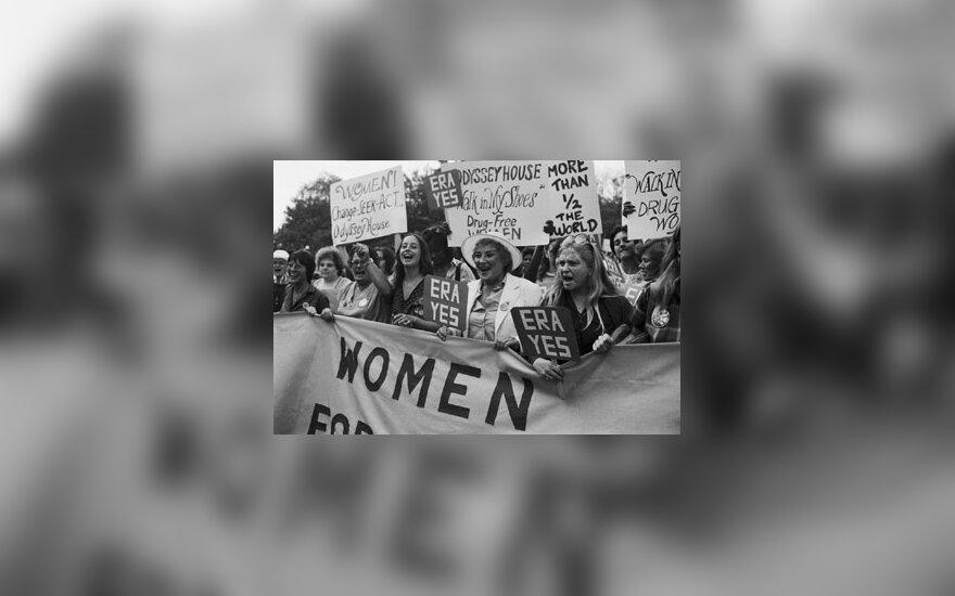 Feminizmas,  moterys