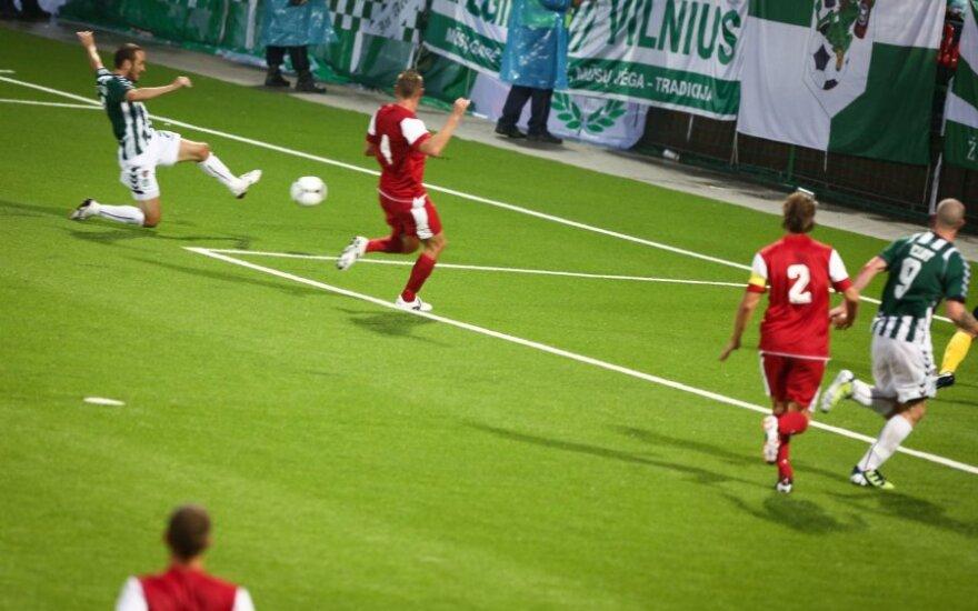 """UEFA Europos lygos atranka: VMFD """"Žalgiris"""" sužaidė lygiosiomis namuose, """"Sūduva"""" - Serbijoje"""