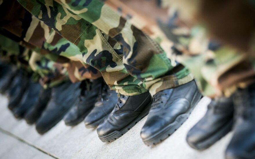 Lietuvos šaulys: ginklas yra tik įrankis – toks pat kaip benzininis pjūklas ar golfo lazda