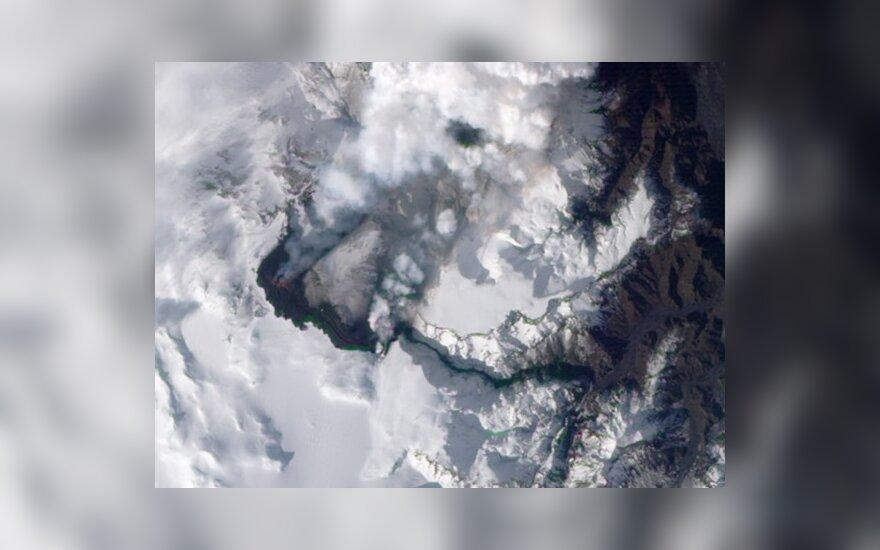 EK įvertins vulkano sukeltus nuostolius