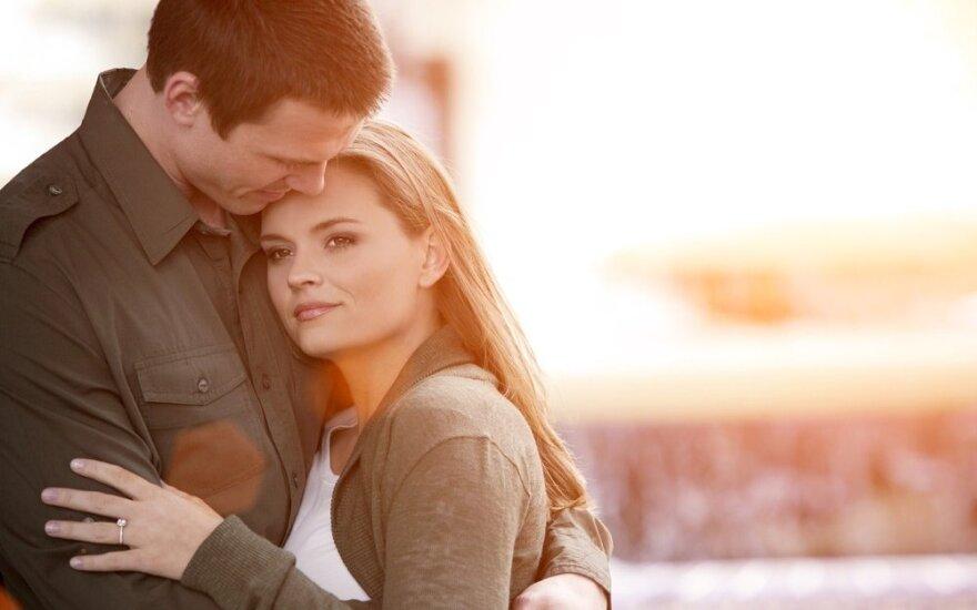 Pasaka apie išmintingą žmoną arba kada vyras gali