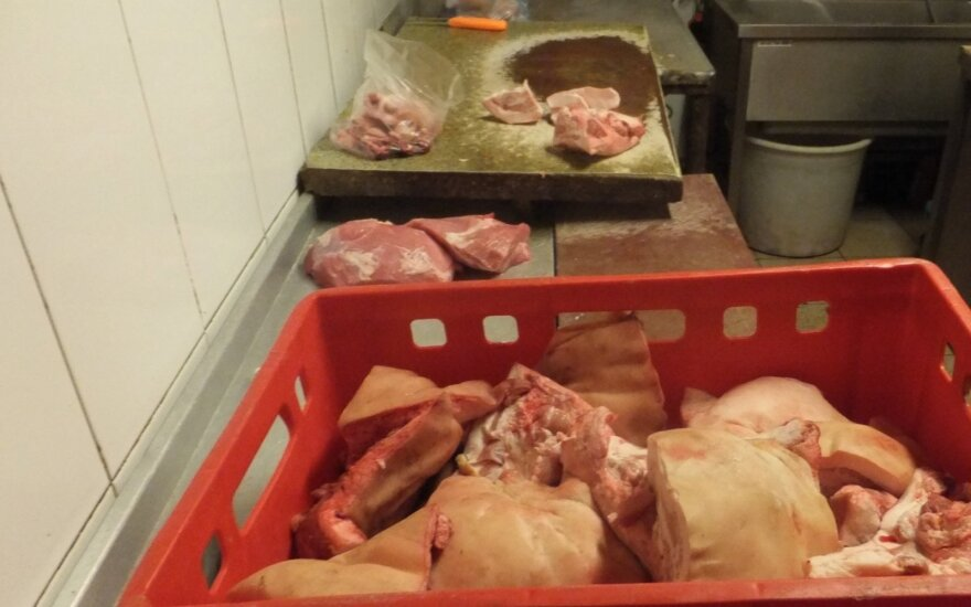 FNTT pričiupo mėsos perdirbimo bendrovę