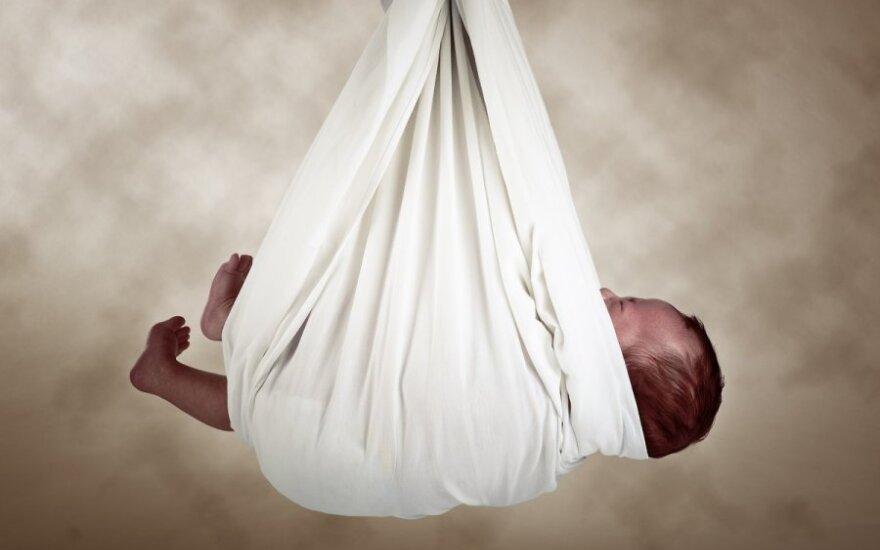 Sumušto kūdikio motina: aš bijau, mane vadina žudike