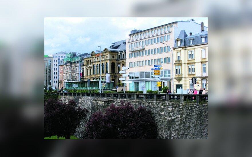 Liuksemburgas - simpatiškas Europos nykštukas