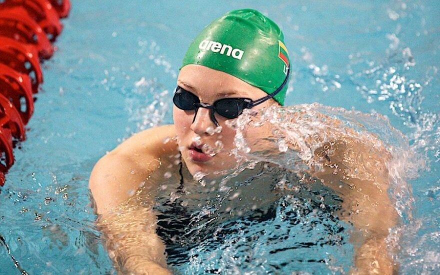 LTU plaukimo čempionatas