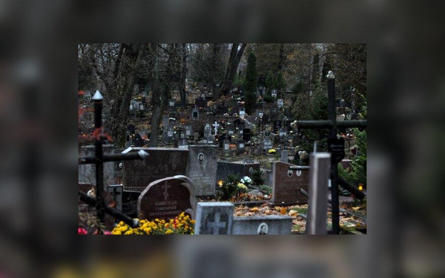 Šiauliuose gali atsirasti privačios kapinės
