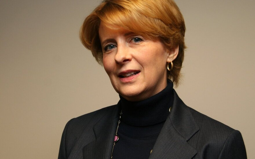 US Ambassador Deborah McCarthy