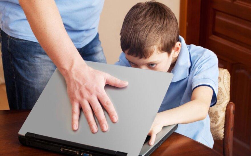 Internetinis pažeidžiamumas: ribojimas nepadeda apsisaugoti nuo pavojų