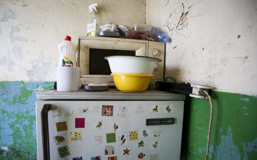One in five Lithuanians below poverty risk line