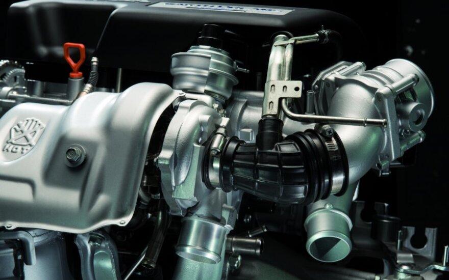 Dyzelinis Honda variklis