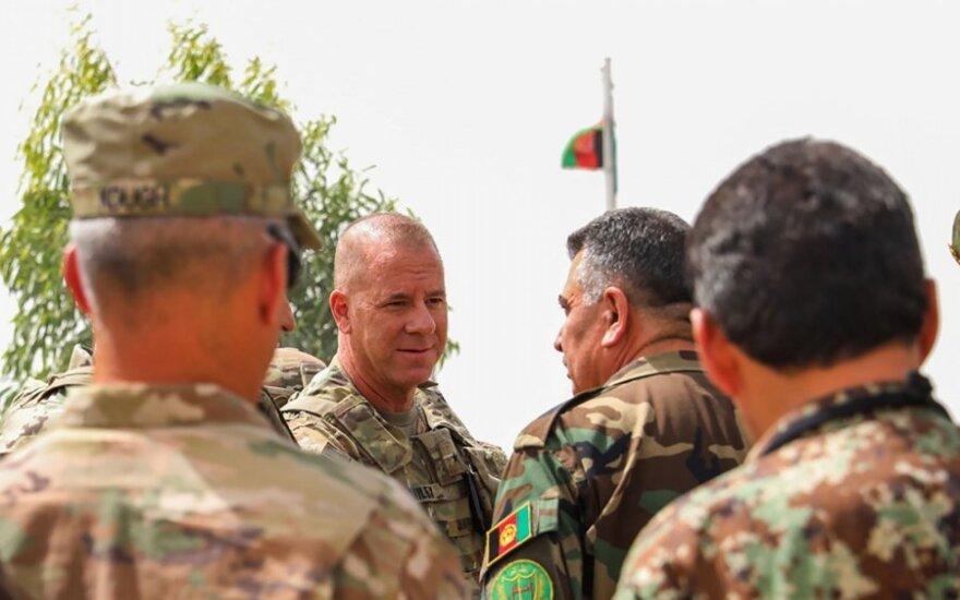 Brigados generolas Jeffrey Smiley