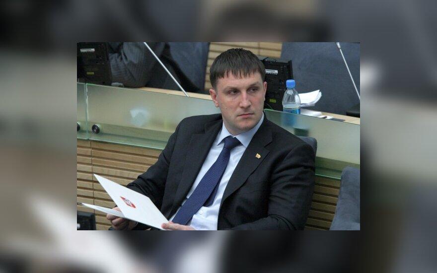 """""""Operatyvinė"""" komisija ieško pirmininko"""