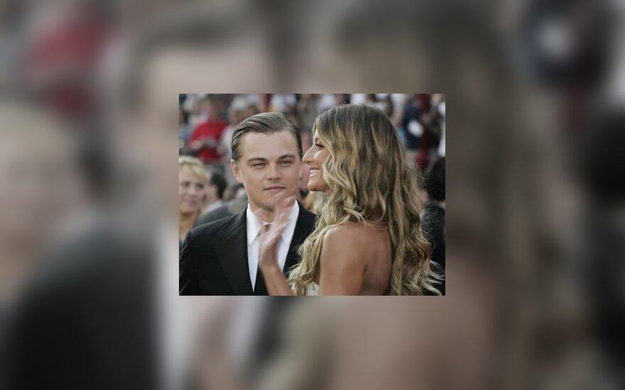 Leonardo DiCaprio su drauge