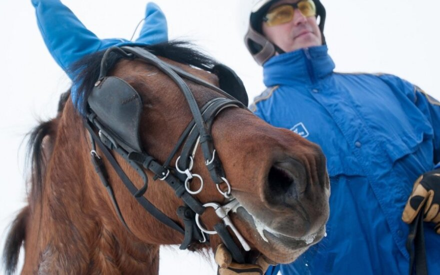 """Fotografuok! Tradicinės žirgų lenktynės """"Sartai 2014"""""""