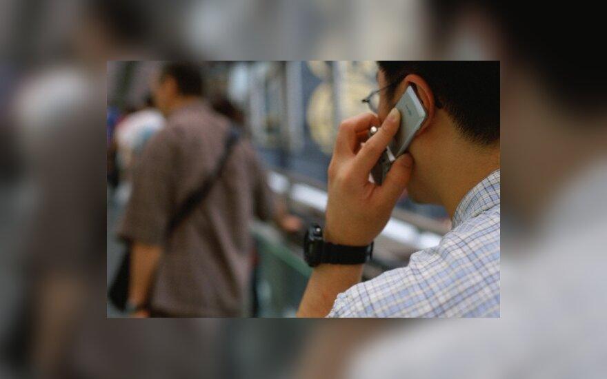 J.Grigas: mobiliųjų telefonų žala įrodyta, kai jų dar nebuvo