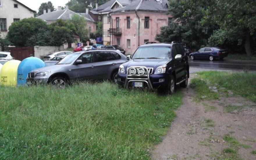 Vilniuje, Stadiono g. 2012-07-19