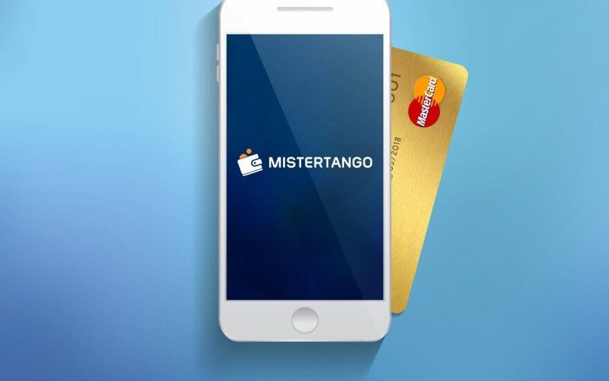 """Lietuvos bankas """"MisterTango"""" skyrė 245 tūkst. eurų baudą"""