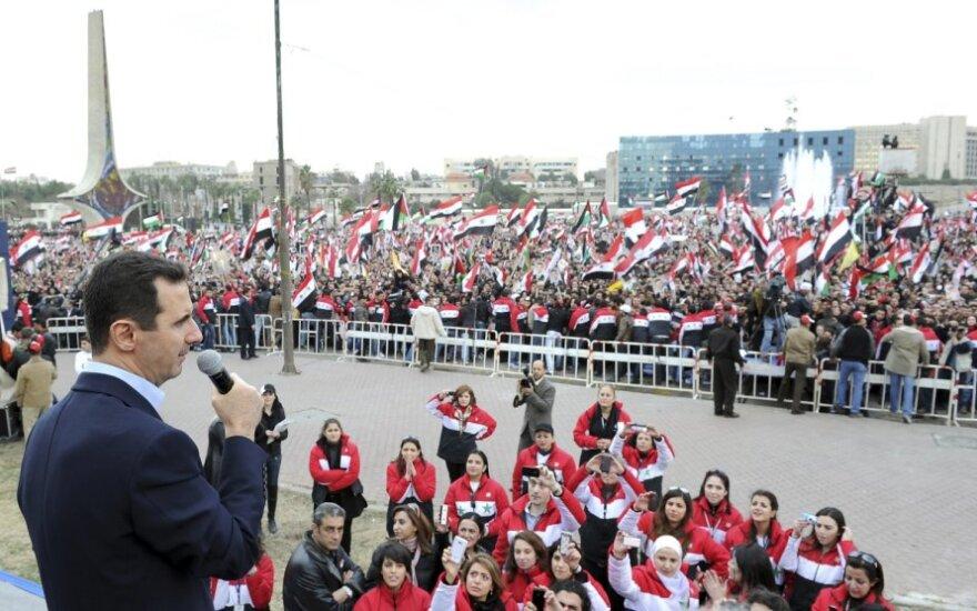 Basharas Assadas