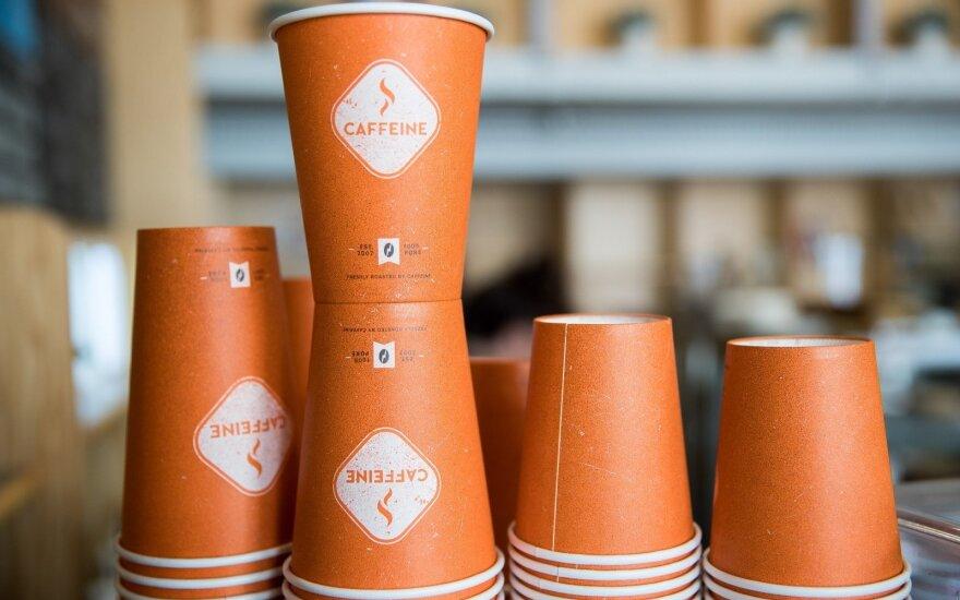 """""""Caffeine"""" įsigyja Norvegijos bendrovė"""
