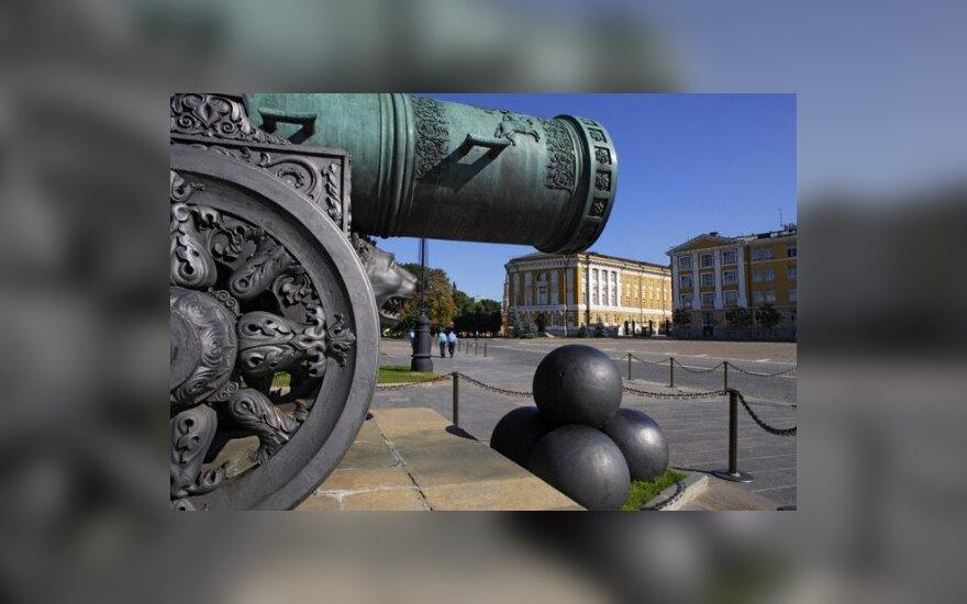 Į Maskvą gegužės 9-ąją nevyks nei JAV, nei D.Britanijos, nei Ukrainos vadovai