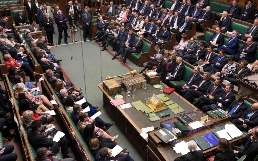 Jungtinės Karalystės parlamentas