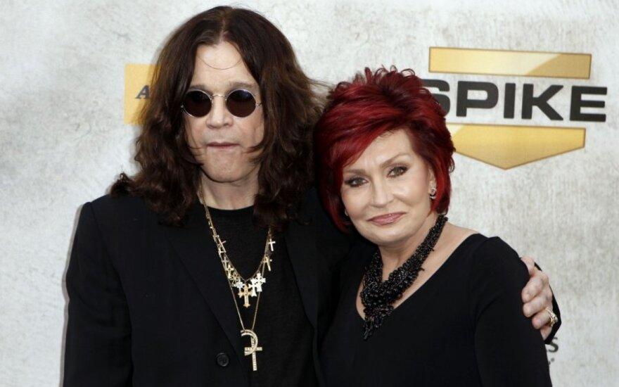 Sh. Osbourne pasidarė intymios vietos plastinę operaciją