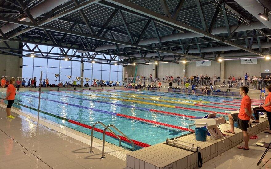 Vilniaus Fabijoniškių baseinas