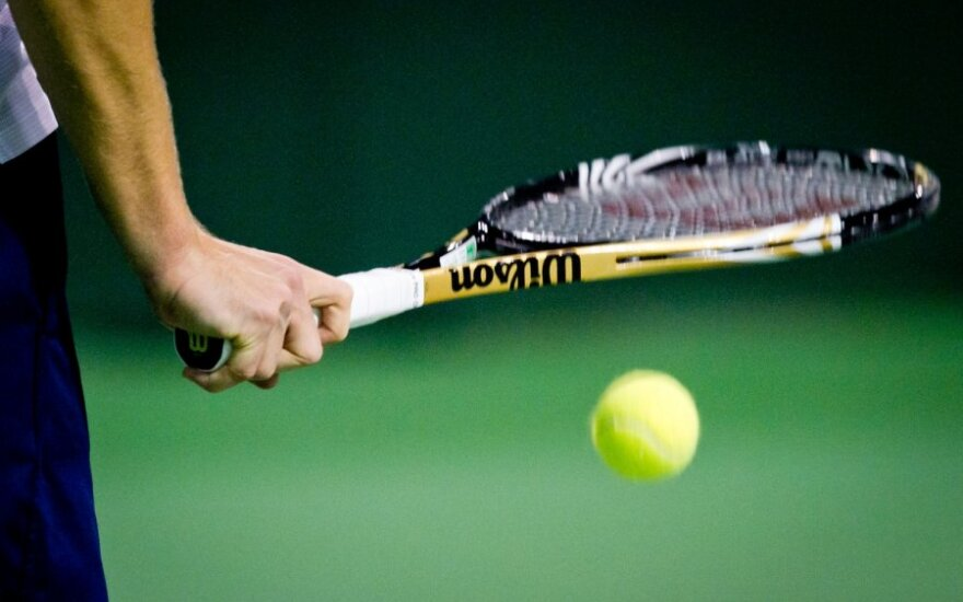 R.Aukštkalnis, S.Mačinskas ir J.Mikuskytė pateko į pagrindinį jaunių teniso turnyrą Latvijoje